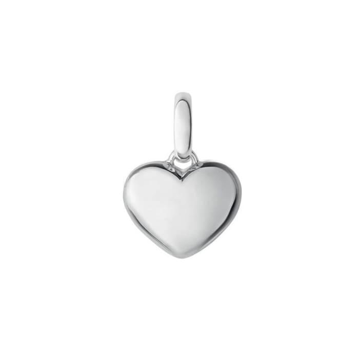 Berloque Coração Prata 950 (0)