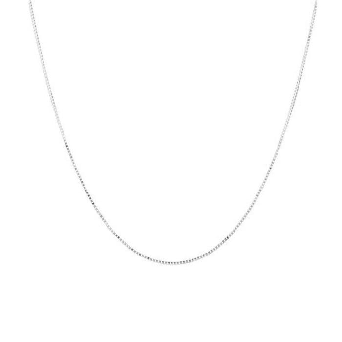 Corrente Veneziana Prata 925 com 40 cm (0)